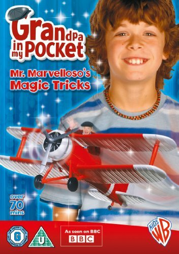 Grandpa in My Pocket: Mr. Marvelloso's Magic Tricks ( Grandpa In My Pocket: Volume 3 ) [ NON-USA FORMAT, PAL, Reg.2 Import - United Kingdom ] by James Bolam