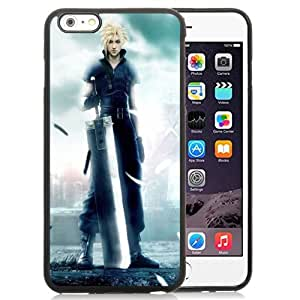 Unique and Attractive TPU Cell Phone Case Design with Final Fantasy Boy iPhone 6 plus 4.7 inch Wallpaper