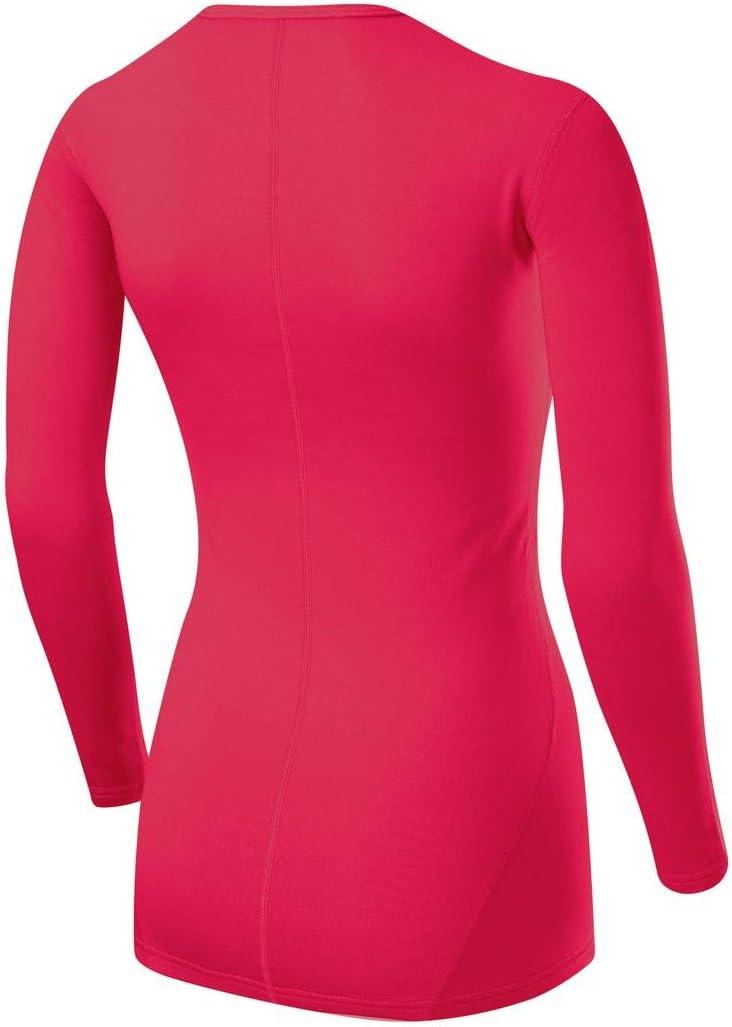 TCA Womens SuperThermal Long Sleeve Performance Base Layer Running Training Top