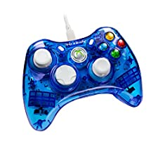 PDP Rock Candy Wired Controller for Xbox 360 - Blueberry