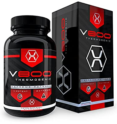 V800 Thermogenic Weight Loss Pills For Women and Men. Diet pills. Fat Burner. Weight Loss That Works Fast. Incredible breakthrough in metabolic science. 60 Capsules