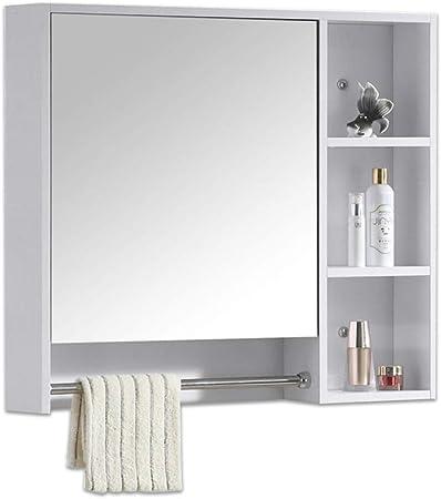 Armoires Avec Miroir Armoire De Toilette Miroir Mural De