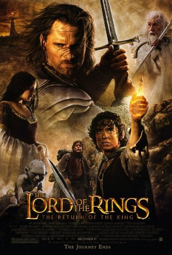 Lord of the Rings: The Return of the King POSTER Movie (27 x 40 Inches - 69cm x 102cm) (2003)