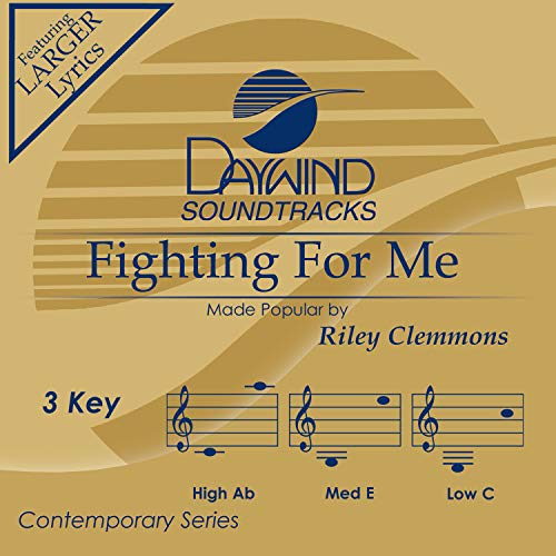Fighting For Me Album Cover