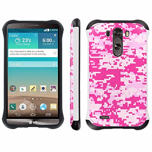 lg g3 pink camo case - 3