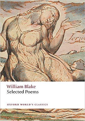 Descargar Bi Torrent William Blake: Selected Poems Epub Torrent