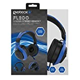 Gioteck FL-200 Wired Stereo Headset - Blue