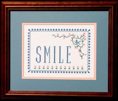 Pegasus Originals Smile Sampler Counted Cross Stitch Chartpack