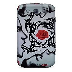 High Quality Mobile Covers For Samsung Galaxy S3 With Unique Design Lifelike Red Hot Chili Peppers Pictures KerryParsons