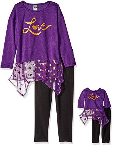 Purple Black Sweater - 5