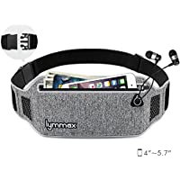 lymmax Running Belt for Jogging Hiking Cycling Climbing...