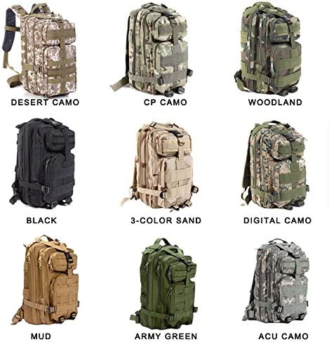 Haversack Camping Gear Military Surplus Army Rucksack Men Rucksack Army Backpack outdoor survival kit Large Bag Waterproof Backpack