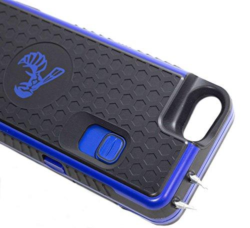 Blue Phone Case Stun Gun