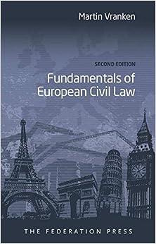 Book Fundamentals of European Civil Law