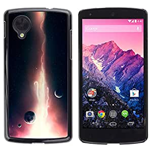 Stuss Case / Funda Carcasa protectora - Illumination Of The Planetary World - LG Nexus 5 D820 D821