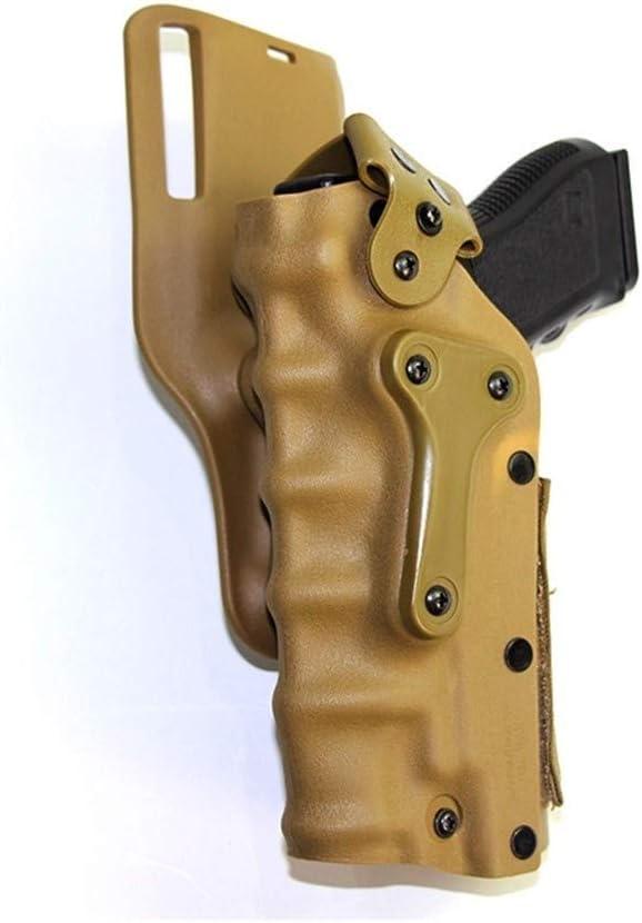 Vioaplem Táctica De La Pierna Pistolera For Beretta M9 M92 Airsoft Pistola del Left Right Hand Pierna De La Gota del Arma del Caso Accesorios De Caza