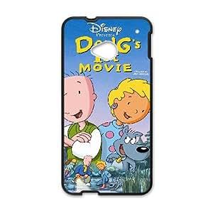 HTC One M7 Cell Phone Case Black Doug's 1st Movie Phone Cases Clear Unique XPDSUNTR06482