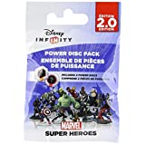 Disney Infinity 2.0 - Marvel Super Heroes Power Disc Pack Edition