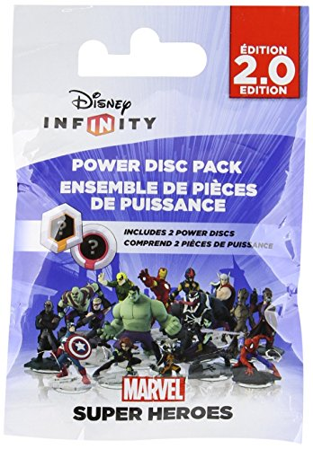 disney infinity 2.0 marvel power disc pack