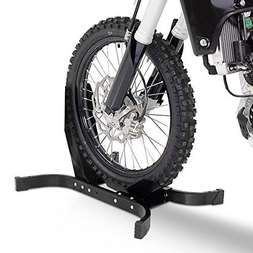 Blocca Ruota per Harley Davidson CVO Softail Breakout Constands Easy Plus nero opaco FXSBSE