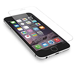 iPhone 6 Screen Protector, Maxboost [Tempered Glass] 0.2mm Ballistic Glass iPhone 6 Glass Screen Protector Work with iPhone 6 and Protective Case