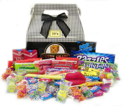 1970's Father's Day Retro Candy Gift Box