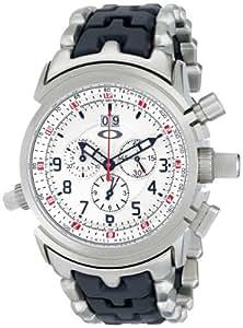 Oakley Men's 10-058 12 Gauge Chronograph Stainless Steel Bracelet Edition Watch