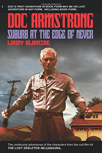 Doc Armstrong: Suburb at the Edge of Never PDF