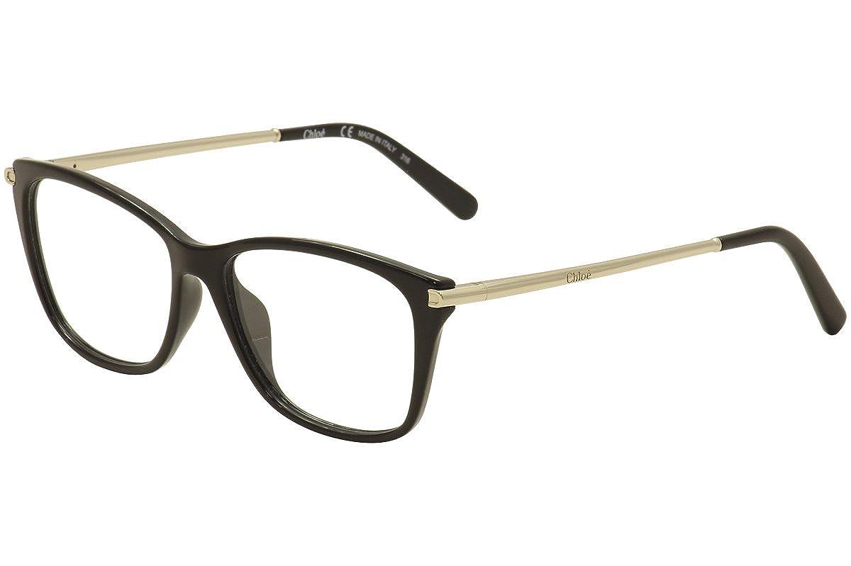 fdd0624501cd Eyeglasses CHLOE CE2672 001 BLACK at Amazon Men s Clothing store