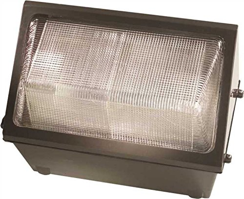 HUBBELL LIGHTING WGH-225L-4K-U-L 97W 4000K 10,151 lm, Type Iv Distribution 120-277V LED Glass Wall Pack by Hubbell Lighting