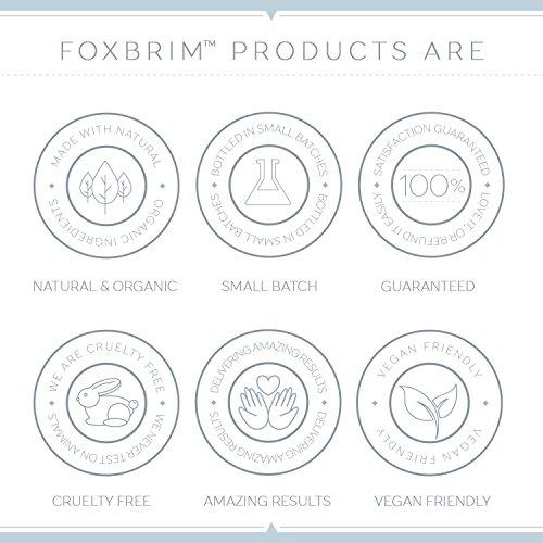 Foxbrim 100% Pure Organic Argan Oil for Hair, Skin & Nails, 2 fl. oz. by Foxbrim Naturals (Image #4)