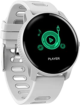 LQIAN Smartwatch, pantalla de 1,3 pulgadas, pulsera de fitness ...