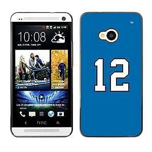 Caucho caso de Shell duro de la cubierta de accesorios de protección BY RAYDREAMMM - HTC One M7 - 12 le