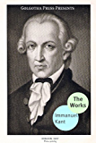 The Works of Immanuel Kant