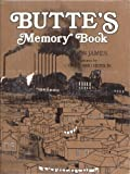 Buttes Memory Book, Don James, 0870042459