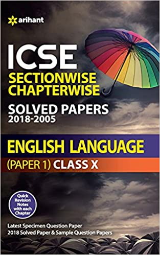 Amazon in: Buy ICSE Chapterwise-Topicwise Solved Papers