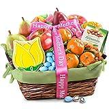 #8: Golden State Fruit Spring Fruit & Treats Gift Basket