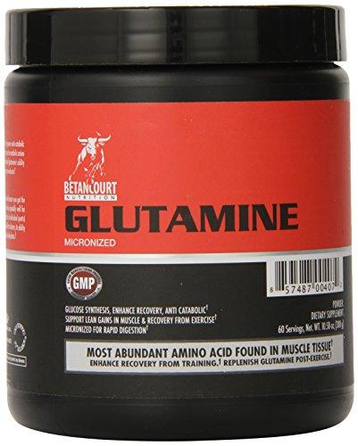 Betancourt Nutrition Glutamine Nutritional-Supplement, 300 Gram Review