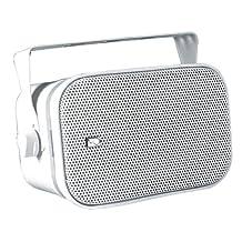 Poly-Planar 7-1/2-Inch x 5-Inch Rectangular Marine Box Speakers (Pair)