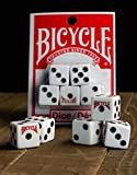 Bicycle 5 count dice