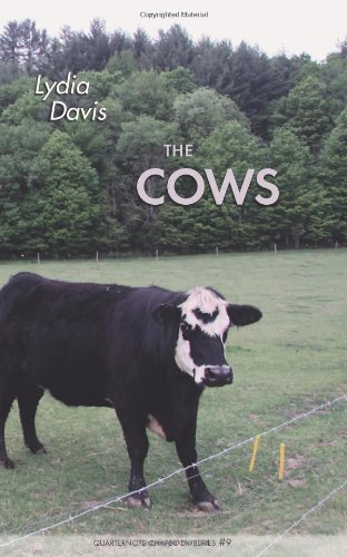 book cover of The Cows