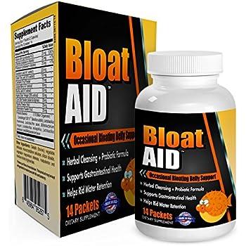 Amazon.com: Bloat Aid: Bloating Relief Supplement - Detox