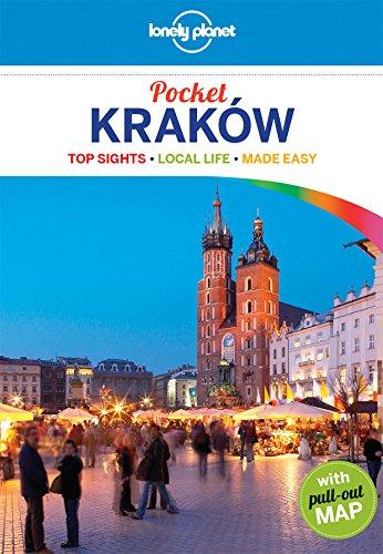 Lonely Planet Pocket Krakow (Travel (Wieliczka Salt)