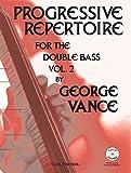 O5428 - Progressive Repertoire for the Double Bass - Vol. 2