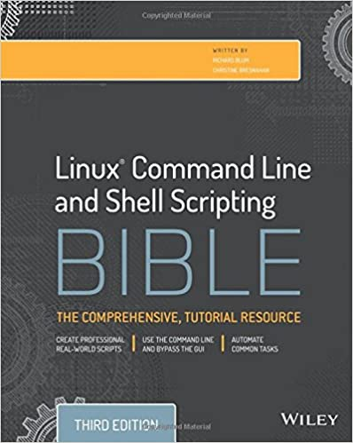 Free download linux command line and shell scripting bible pdf ebook linux command line and shell scripting bible tags fandeluxe Image collections