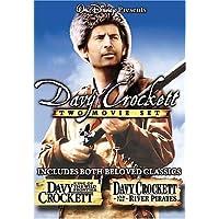 Davy Crockett - Set de dos películas