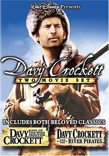 Davy Crockett – Two Movie Set
