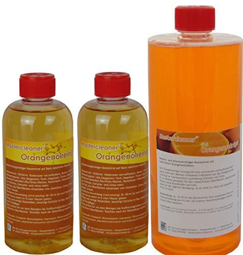 Mastercleaner sinaasappeloliereiniger, sinaasappelreiniger op basis van natuurlijke sinaasappelolie, sterk…