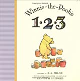 Winnie the Pooh's 1,2,3, A. A. Milne, 0525420843