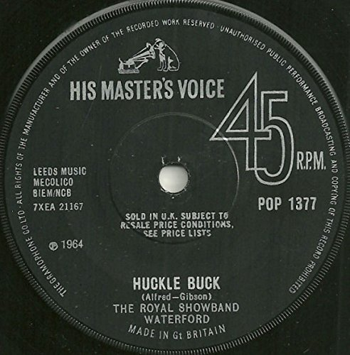 (Huckle Buck - Royal Showband Waterford 7